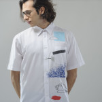 Niccolò: camicia/shirt Sandro Gaeta for webelieveinstyle.maison, occhiali/glasses Web
