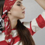 Luna: abito/dress Up! Love it, sciarpa/scarf SCI'M for webelieveinstyle.maison