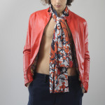 Niccolò: giacca/jacket Alessandro Dell'Acqua, jeans Studiopretzel, foulard/scarf SCI'M for webelieveinstyle.maison