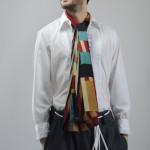 Giacomo: camicia/shirt vintage A.N.G.E.L.O., pantaloni/trousers Studiopretzel, foulard/scarf SCI'M for webelieveinstyle.maison