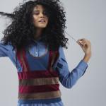 Yendry: tuta/jumpsuit Reiko, sweatshirt Francesca Liberatore for webelieveinstyle.maison